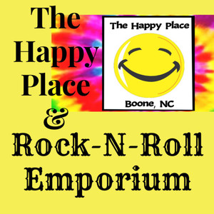The Happy Place and Boone Rock N Roll Emporium