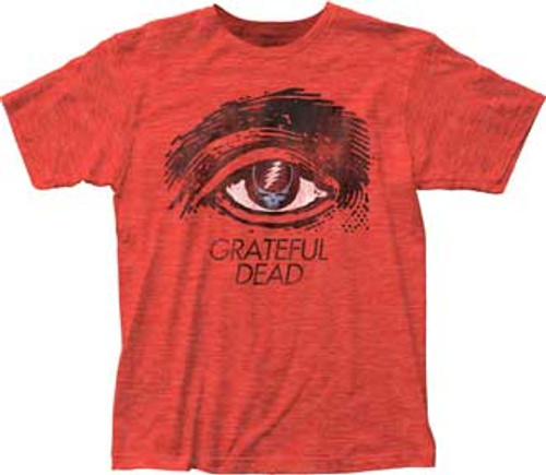 Grateful Dead Red Eye T