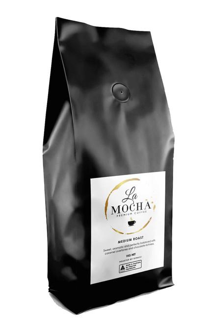 La Mocha Coffee Beans