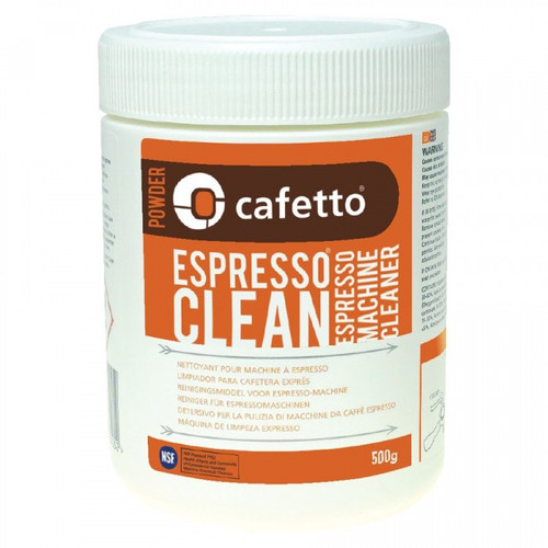 Cafetto Espresso Clean Coffee Machine Group Head Cleaner 500g