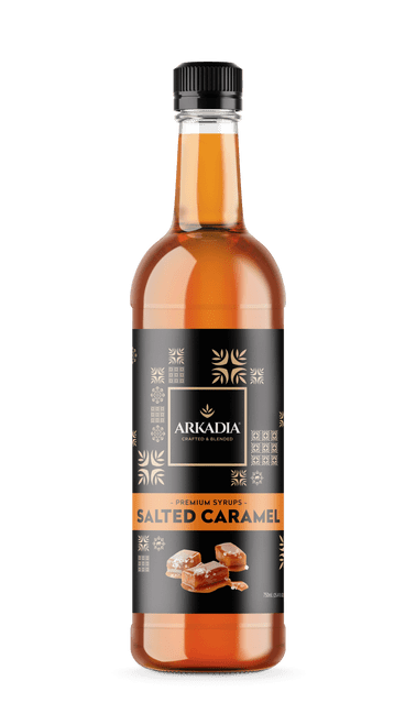 Arkadia Salted Caramel Syrup