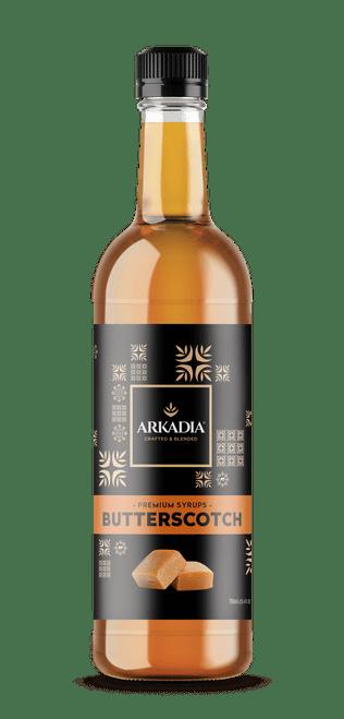 Arkadia Butterscotch Syrup