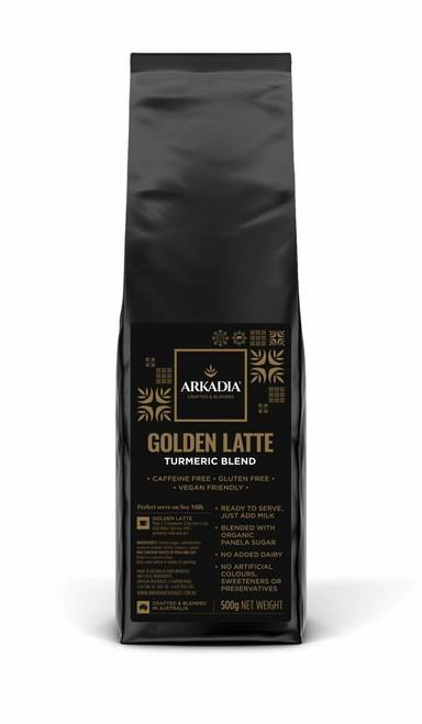 Tumeric Latte Arkadia