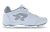 Ringor Dynasty Youth Cleat. Left shoe outside view.