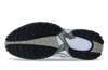 Ringor Dynasty softball turf shoe. View of the back of the shoe.