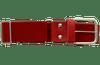 Ringor softball belt in red.