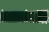 Ringor softball belt in green.