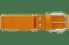Ringor softball belt in gold.