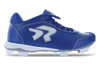 Ringor Dynasty 2.0 Cleat pitching. Leather softball cleat. Left inside view.