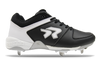 Ringor Flite Pitching toe softball spike. Left shoe outside view.