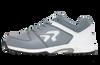 Ringor softball turf shoe for men in Charcoal-White.