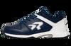 Ringor softball turf shoe for men in Navy-White.