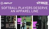Softball players deserve their own apparel line