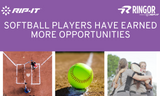 Softball players have earned more opportunities