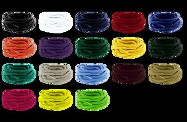 Ringor softball shoe laces 18 color option view.