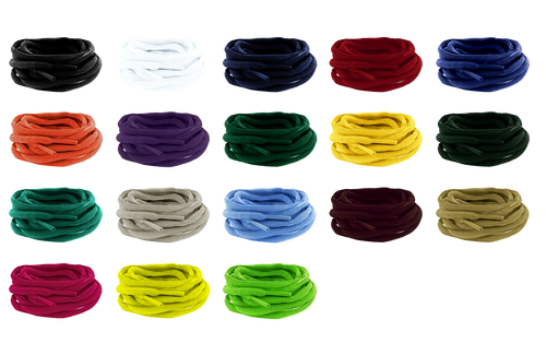 Ringor softball shoe laces 18 color option view.