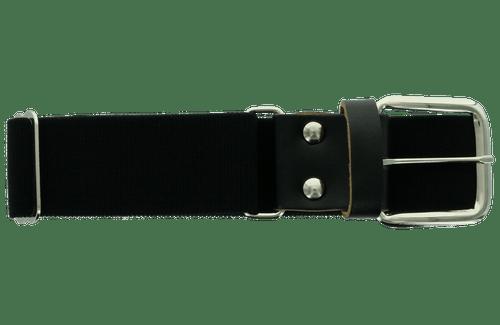Ringor softball belt in black.