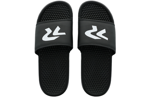 Ringor softball slide sandal. Top view.