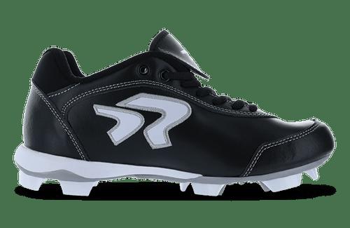 Lightweight Leather Softball Cleats