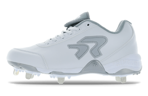 526d7c34c Ringor Bandit 2.0 softball spike. Left shoe. Outside view