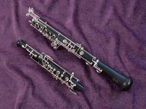 Yamaha YOB241B Oboe