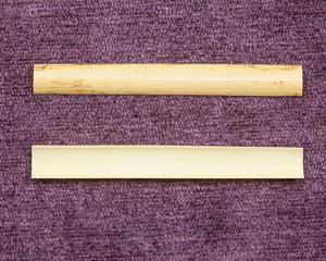 Du Var gouged oboe cane (10 pieces)