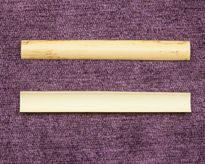 Ke-xun Ge gouged oboe cane (10 pieces)
