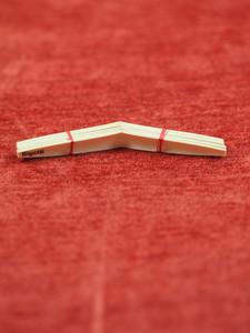 Cogolin gouged & shaped cor anglais cane (10 pieces)