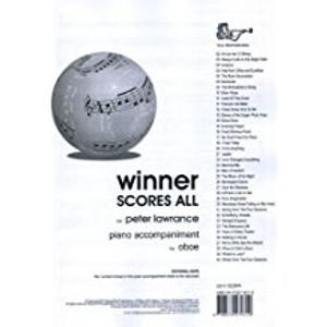 Winner Score All - Piano Accompaniment