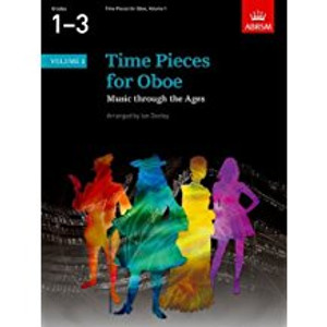 Time Pieces for Oboe, Volume 1(ABRSM)
