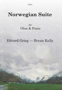 Edvard Grieg: Norwegian Suite, arr. Kelly