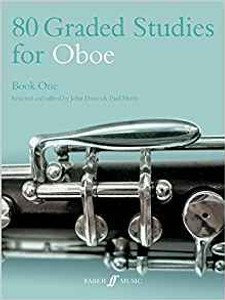 80 Graded Studies for Oboe: Book 1