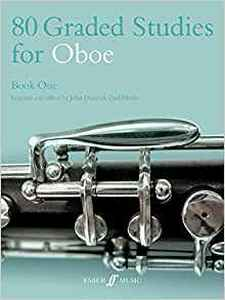 80 Graded Studies for Oboe: Book 1