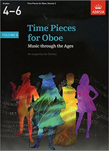 Time Pieces for Oboe Vol 2