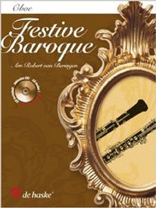 Festive Baroque Oboe & CD