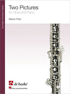 Pütz, Marco: Two Pictures - Oboe & Piano