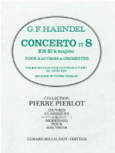 Georg Friedrich Händel: Concerto No. 8 in Bb Billaudot