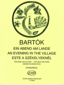 Bartók, Béla: An Evening in the Village - oboe & piano