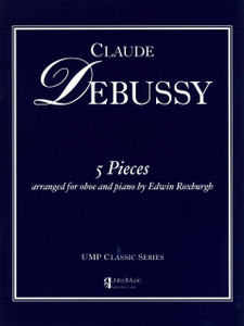Claude Debussy: 5 Pieces for oboe & piano