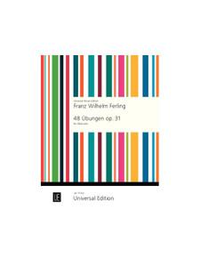 Ferling, Franz Wilhelm: 48 Studies for the Oboe, Op. 31
