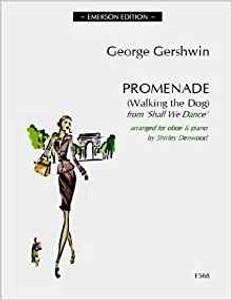 George Gershwin: Promenade (walking The Dog) oboe