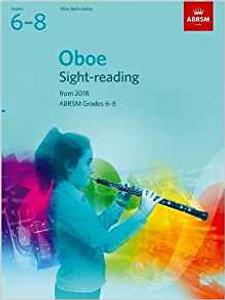 ABRSM: Oboe Sight-Reading Tests, ABRSM Grades 6–8