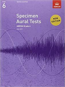 ABRSM: Specimen Aural Tests, Grade 6