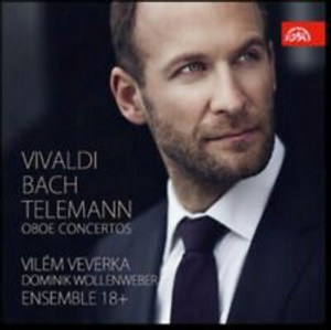 Vivaldi, Bach, Telemann Oboe Concertos with Vilem Veverka