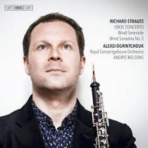 Richard Strauss: Oboe Concerto with Alexei Ogrintchouk