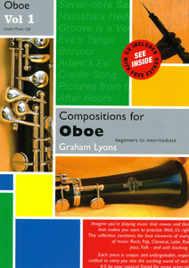 Graham Lyons: Compositions for Oboe, Vol. 1