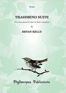 Kelly, Bryan: Trasimeno Suite (Oboe & Piano)