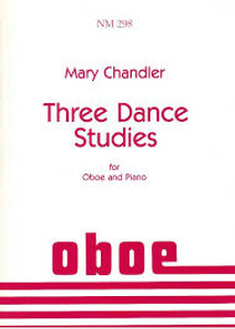Three Dance Studies for oboe & piano