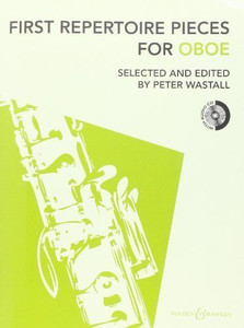 Peter Wastall: First Repertoire Pieces for Oboe (New Edition)