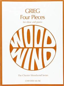 Edvard Grieg: Four Pieces